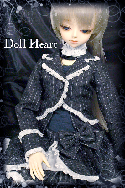 Dollheart SilverLady for SD13 girls